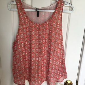 Maurices tank size L